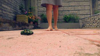 Giantess Loryelles Garden Warfare part three Foot Fetish