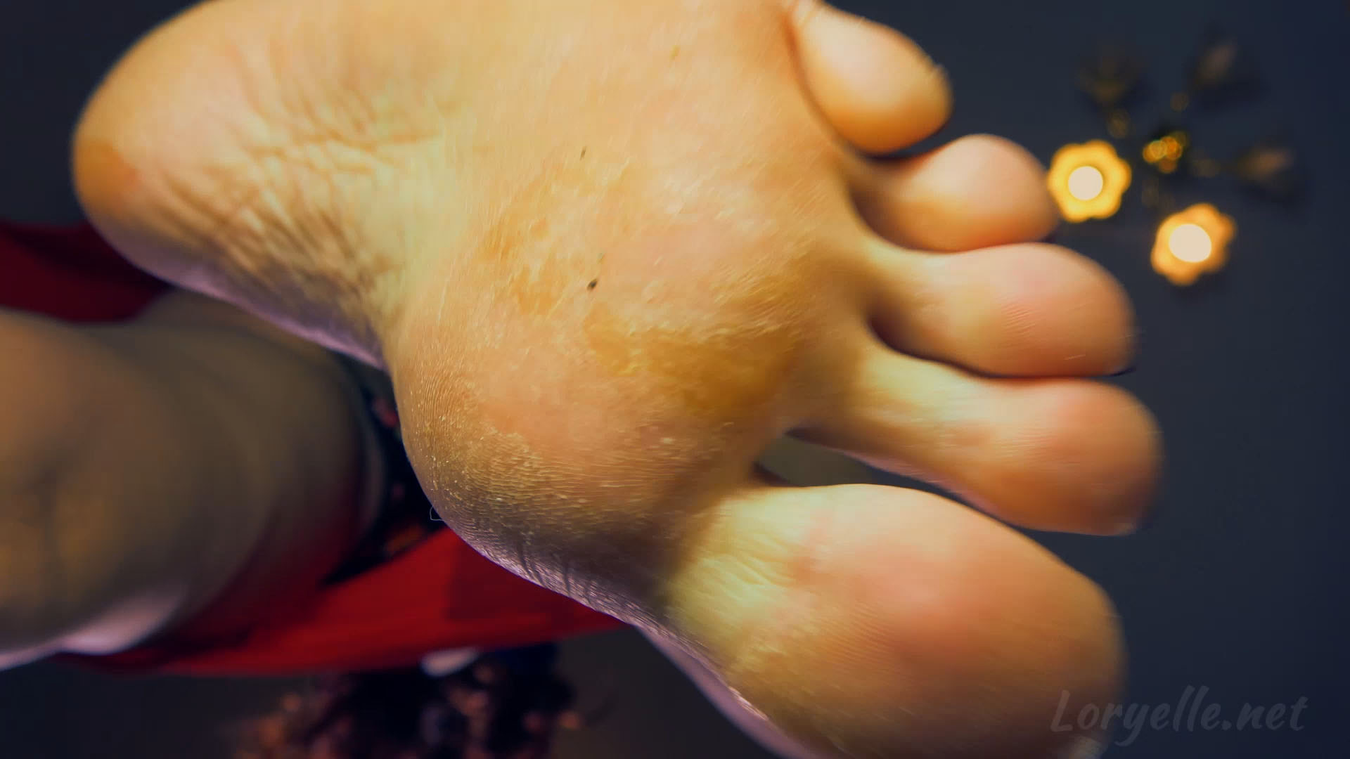Smelly foot fetish-6633
