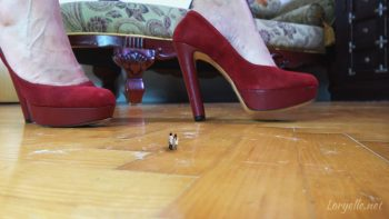 Unaware Giantess Loryelle Giant Step for Science SFX Foot Fetish