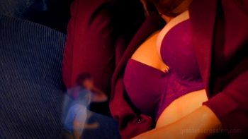 Loryelle Giantess Boobs can kill SFX