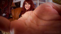 Loryelle Giantess Hand Fetish POV