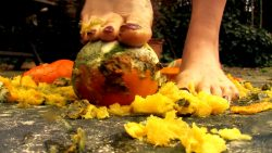 Loryelles Rotten Oranges Massacre Foot Fetish