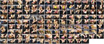 Loryelle Foot Grabbing Photo Set