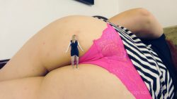 Vengeance Trapped Giantess Loryelle Panty Shrunken Woman