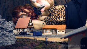 Loryelle Giantess Mountain Goddess Awakening Female Giant Gulliver