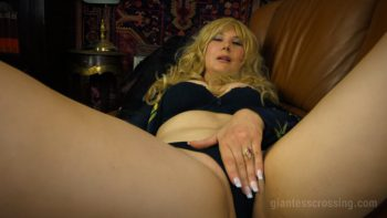 Punished by Giant Stepmom Loryelle Giantess Feet Vore Butt