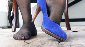 Loryelle Vengeance Stepmom Giantess 1 High Heels Shoe Fetish