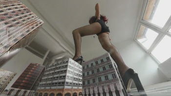 GTS Loryelle Giantess Nighclub Dancer vr360