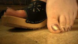 Giantess Loryelle Bugman Chronicles Kitchen SFX Clip Movie