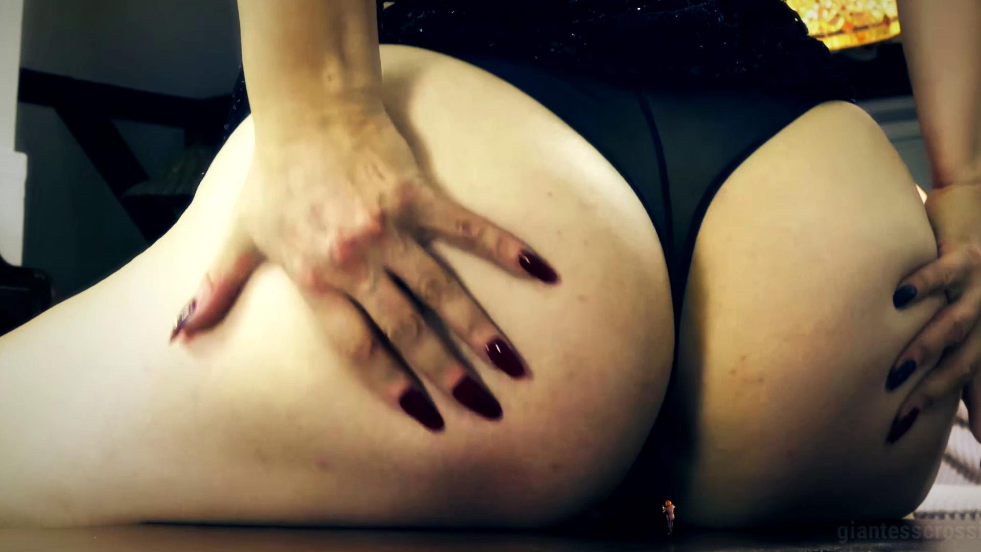 Loryelle Victims of Mean Giantess Enchantress Foot Worship Butt Crush
