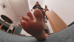 New Giantess Slave Loryelle GTS Foot Fetish